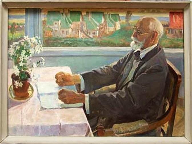 Матэ вв портрет историка во ключевского